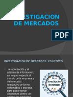 Investigacion de Mercados Presentacion