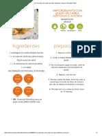 Mini Croissants Com Queijo de Cabra, Azeitonas e Alecrim _ Receitas Nestlé
