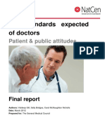 GMC Standards Expected of Doctors Final Report v2.PDF 51766111