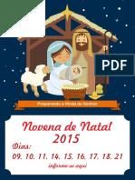 Novena de Natal 2015