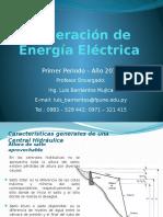 02 Generación de Energia Eléctrica - Clase 02