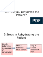 How Will You Rehydrate the Patient