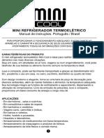 Manual Minicool Ptbr