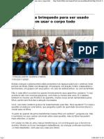 Celular e Criancas (Pscologia)