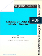catálogo obras Baricarisse