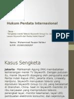 Hukum Perdata Internasional (Muhammad Fauzan Fahlevi)