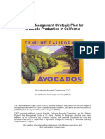 AVO - A Pest management strategic plan for avocado production in California.pdf