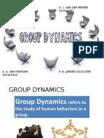 Group Dynamics Presentation