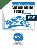 ASE Auto Guide