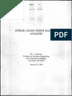 Linearstaticfea.text