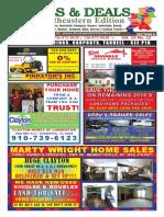 Steals & Deals Southeastern Edition 3-30-17