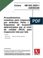 NB ISO 2859_1_ADEMDUM_2003