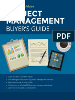 Project Management Buyer's Guide