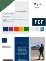 La Comunic Insitucional en La Univ Principios y Estrategias
