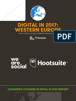 Digital in 2017 Western Europe