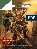 Tomo de Batalha D&D 5ed (Ilustrado)