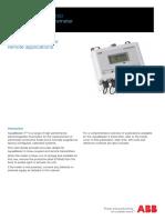 FET 200 Aquamaster Transmiter