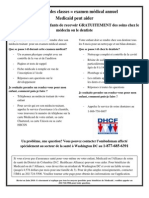 DCPS- Medicaid Can Help Flier FRENCH