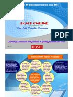 HQMT Franchise Presentation