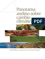 panorama andino sobre cambio climatico.pdf