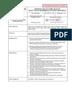 (03) SPO Pendaftaran Pasien R. Inap Utk Pemeriksaan Foto