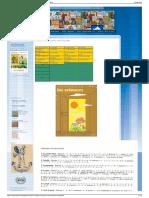 Porte Ouverte Sur Les Sciences, Livrets 1 e