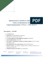 5 Raport Anual CA 2015 - Reg 1-2006 -RO
