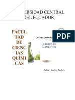 QUÍMICA ORGÁNICA II, Éteres, Epóxidos y Sulfuros. Aplicaciones