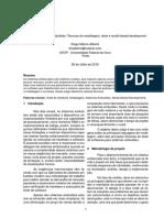 Projeto de Sistemas Embarcados - Técnicas de modelagem, Teste e Model-Based Development