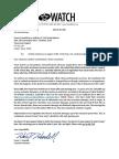 Texas Watch Written Testimony for HB 719