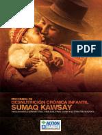Desnutrición Crónica Infantil