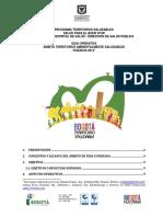 Guia Operativa Territorios Ambientalmente Saludables Bogota