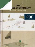 [Adrian Parr] the Deleuze Dictionary