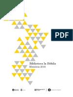 Memòria 2016 - Biblioteca La Bòbila