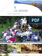 2009 Annual Report - Pacific Forest Trust