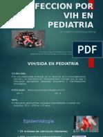 Infeccion Por Vih en Pediatria