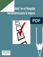 Checklist Hospital