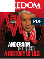 Freedom Magazine Special Report Cnn AC360 a History of Lies