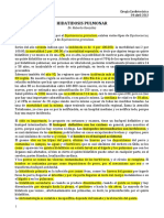 Hidatidosis Pulmonar Dr. Gonzaléz