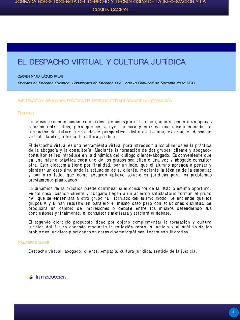 2 Carmen Lazaro | Juez | Justicia