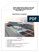 Renovation of Quirino Grandstand in Time for the State Visit and Apostolic Journey of Pope Francis for the the World Youth Day in Metro Manila and Leyte