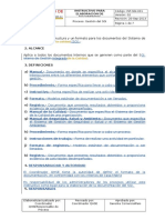INT-SGI-001 Elaboración de Documentos (V2)