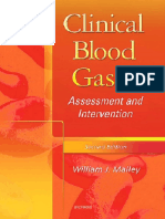 Clinical Blood Gases Assessment Intervention