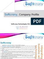 Softcrony Company Profile