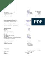 Liq Expansion Calculations