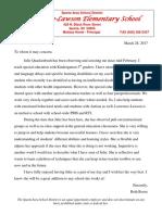 reflection recommendation for julie quackenbush gdoc