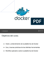 Introduccion y Fundamentos de Docker