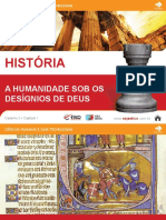 A Humanidade Sobre Os Designos de Deus Cap.1
