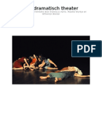 Postdramatisch Theater Donna-Jo Maaike en Willemijn 2.0