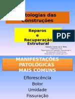 Patologias Das Construções - Aula Sobre Reparos